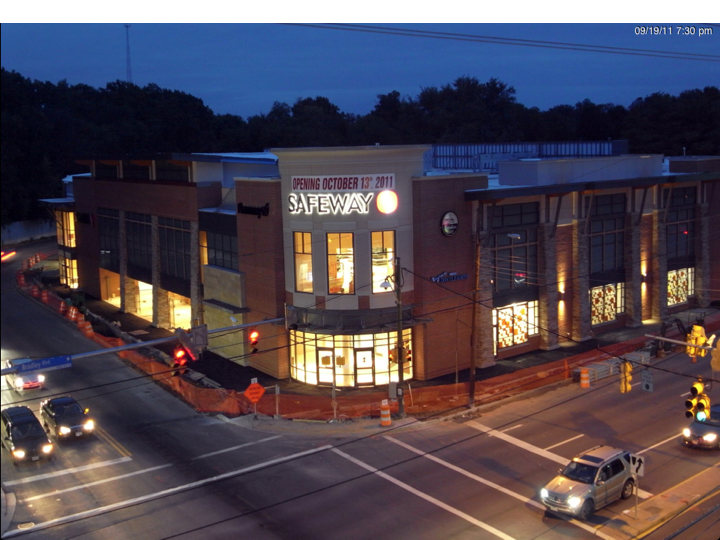Case Study: Redevelopment of 50+ Year Old Grocery Store in Bethesda, Maryland